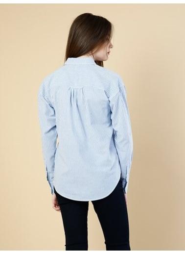 Çizgili Gömlek-Colin's